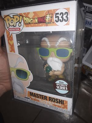Funko Pop Master Roshi (Buff) from Dragonball Z Super Funko Speciality Series for Sale in Phoenix, AZ