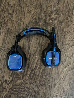 Astro A40 TR with mixamp - only works for PS4 and PC for Sale in North Richland Hills, TX