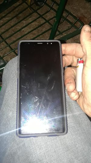 Samsung galaxy note 8 plus 64 gig for Sale in Portland, OR