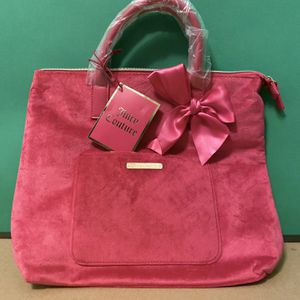 Juicy Couture Purse/Backpack Hot Pink for Sale in Salt Lake City, UT
