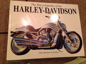 The encyclopedia of the Harley Davidson for Sale in Granite Falls, WA