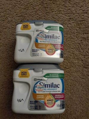 Similac pro advance. Available for Sale in Everett, WA