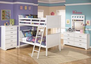 BRAND NEW white bunk bed for Sale in Nashville, TN