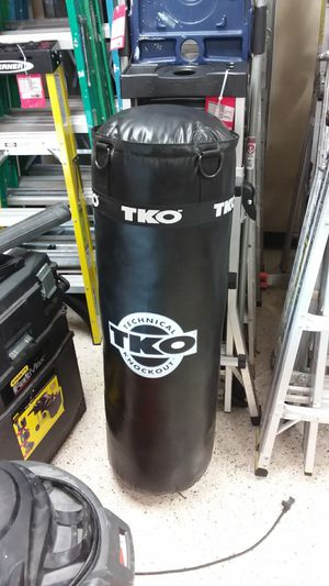 TKO Punching Bag for Sale in NW PRT RCHY, FL