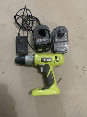 Ryobi drill set for Sale in Marietta, GA