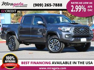 2020 Toyota Tacoma Double Cab for Sale in Bloomington, CA