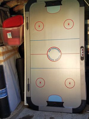 7 foot air hockey table for Sale in Stockholm, ME