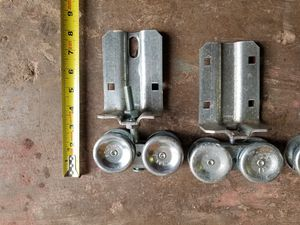 Barn Door Rollers $10 each for Sale in McCandless, PA