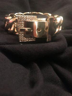 Solid link buckle bracelet for Sale in Philadelphia, PA