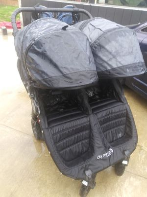City select gt double stroller for Sale in Dallas, TX