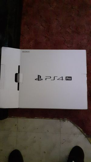 Ps4 pro for Sale in Gahanna, OH