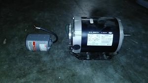 1/2 hp ac motor AC-DC 1/4 hp motor for Sale in Pinellas Park, FL