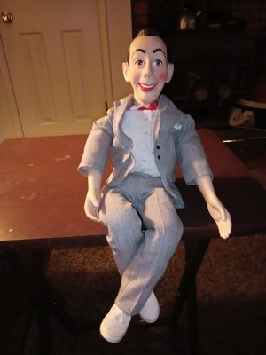 Pee wee Herman doll for Sale in Klamath Falls, OR