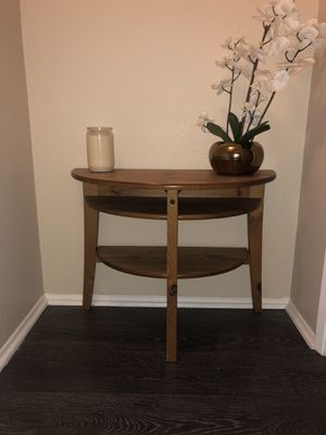 Hallway Table & Decor - $40 for Sale in San Diego, CA