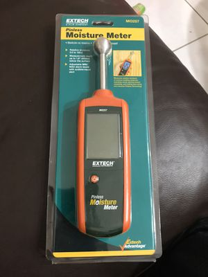 EXTECH PINLESS MOISTURE METER BRAND NEW $120 FIRM ! for Sale in Miami Lakes, FL