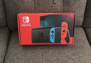 Nintendo switch brand new for Sale in Los Angeles, CA