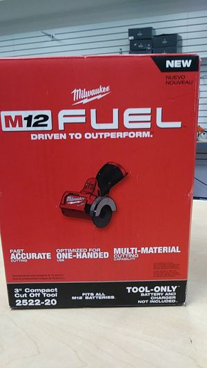 "Milwaukee 3"" Compact Cut Off Tool BRAND NEW for Sale in Penndel, PA"