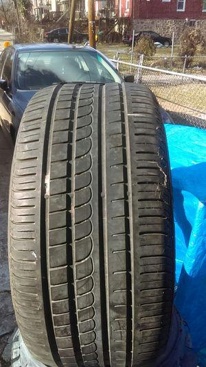 Pirelli tire 275/40/19 for Sale in Baltimore, MD