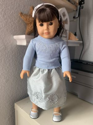 """18"""" American Girl® Samantha™ Doll & 4 pc Special Occasion Outfit for Sale in Sacramento, CA"""