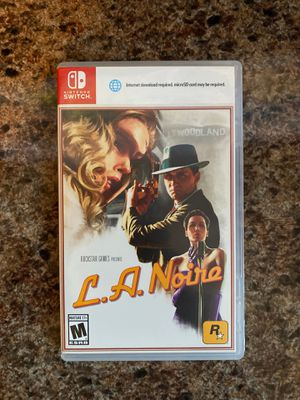 Nintendo Switch game for Sale in Santa Ana, CA