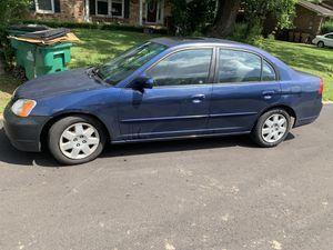 2001 Honda Civic EX for Sale in Nashville, TN