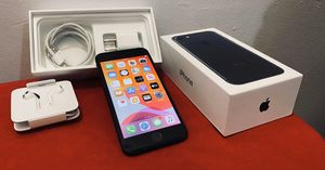 (Like New) Apple iPhone 7 128gb Space Gray Black Factory Unlocked for Sale in Grandview, MO