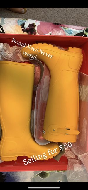 Hunter boots for Sale in Lutz, FL