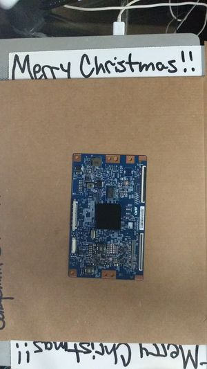 AUO T-Con Board T550HVN03.0 CTRL BD 55T10-C02 For Samsung 55''TV UA55F6400AJ for Sale in Meridian, MS