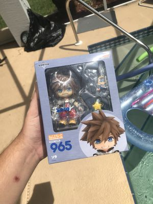 Soro action figure kingdom hearts for Sale in Fort Myers, FL