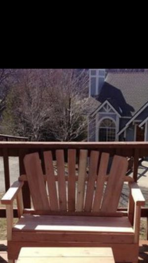 Handmade patio furniture for Sale in Riverbank, CA