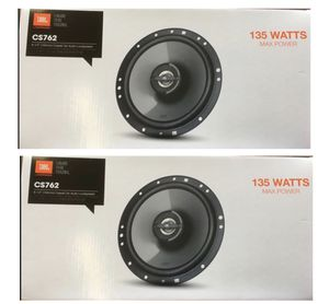 "New 2 Sets JBL CS762 6.5"" Coaxial Car Audio Loudspeaker for Sale in Gardena, CA"