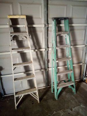 Two ladders for Sale in San Bernardino, CA