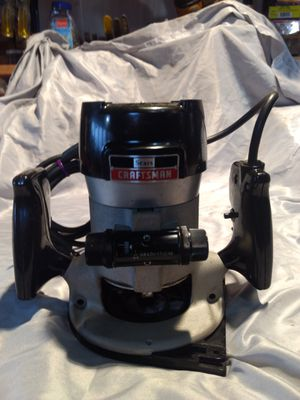 Craftsman router for Sale in Berwick, PA