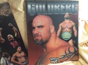 WWF Wrestling wall poster canvas set of 3 for Sale in University Park, IL