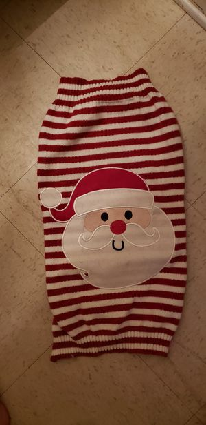 Large dog Christmas sweater for Sale in Victoria, TX