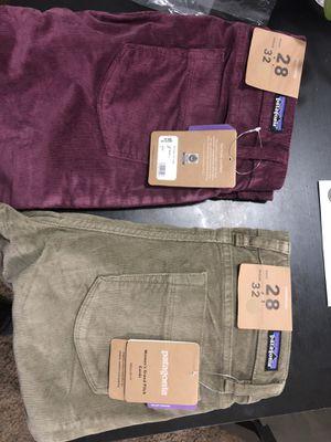 Patagonia pants for Sale in Menlo Park, CA