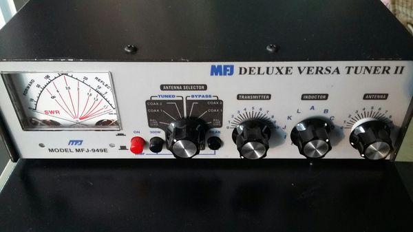 MFJ 949E Ham Radio Antenna Tuner/Meter for Sale in San Diego, CA - OfferUp