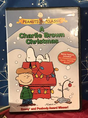 A Charlie Brown Christmas DVD for Sale in St. Louis, MO