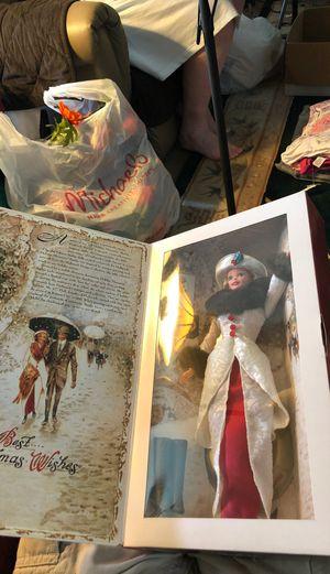 Hallmark Holiday Memories Barbie for Sale in North Port, FL