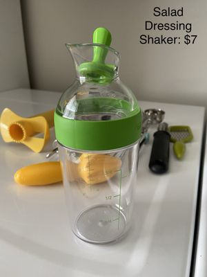 Salad dressing shaker for Sale in Ann Arbor, MI