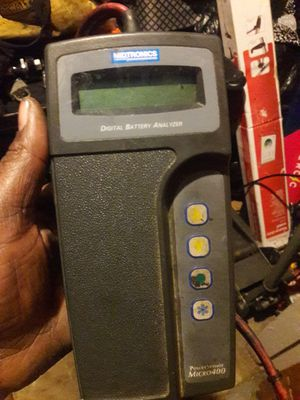 Battery tester for Sale in Memphis, TN