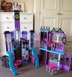 Monster high castle for Sale in Houston, TX