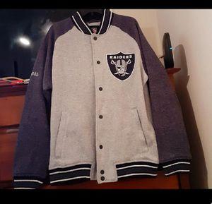 Raiders Jacket for Sale in Santa Ana, CA