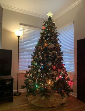 New Open Box Christmas Tree for Sale in Alexandria, VA