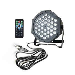 1 New 36 LED Par Lights Can Stage Uplighting for Parties Weddings Church DJ Disco Lights for Sale in Smoke Rise, GA