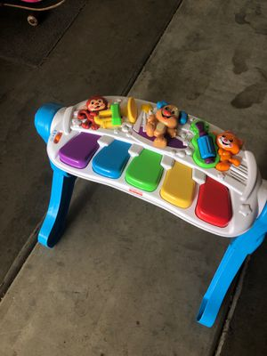 Kid toy piano for Sale in Phoenix, AZ