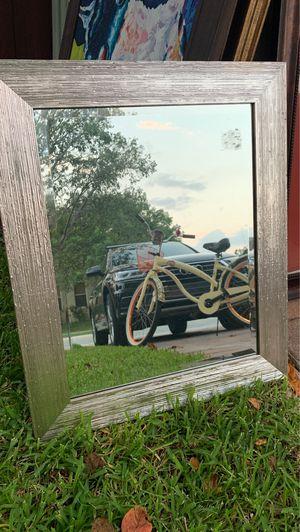 Metallic mirror for Sale in Delray Beach, FL