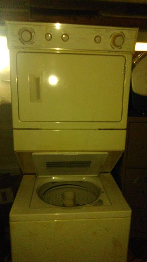 Vintage Kenmore large capacity stackable washer and dryer for Sale in Portland, OR