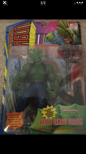 The Savage Dragon action figure for Sale in Selma, TX