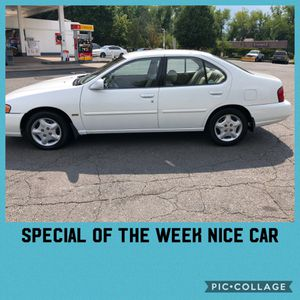 🇺🇸 2001 NISSAN ALTIMA AFFORDABLE CAR for Sale in Hartford, CT
